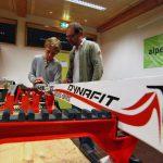 Martin Dufter von Riap Sport lehrt Skipflege 2012/13