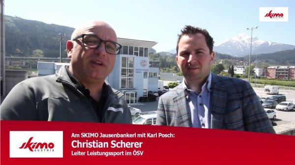 Christian-Scherer-Jausenbankerl