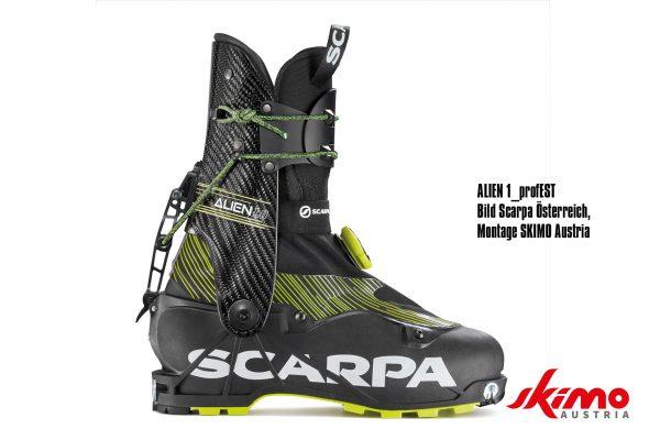 Scarpa Alien 1.0 2019 _ ALIEN 1_profEST _ Bild Scarpa und SKIMO Austria _ LR