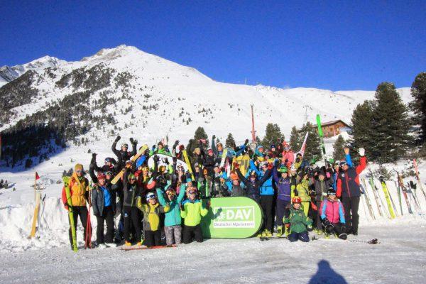 SKIMO Nachwuchscamp Skibergsteigen Motiv 002 Bild Karl Posch LR