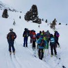 SKIMO Nachwuchscamp Skibergsteigen Motiv 039 Bild Anine Hell LR