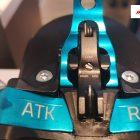 ISPO 2019 ATK Raider 2 Einstellung für Klemmkraft Bild Karl Posch SKIMO Austria