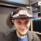 ISPO 2019 Peter Silmbroth mit Petzl Swift RL Bild Karl Posch SKIMO Austria