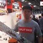 ISPO 2019 Split Skis Erfinder Bild Karl Posch SKIMO Austria