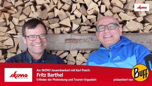 Skimo Austria Jausenbankerl mit Fritz Barthel und Karl Posch