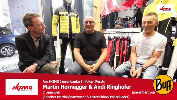 Ringhofer und Hornegger Jausenbankerl