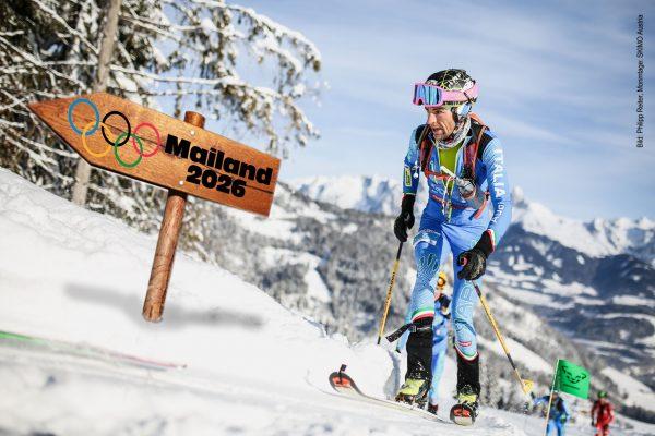 Skibergsteigen Olympisch 2026 SKIMO Austria Bild Philipp Reiter