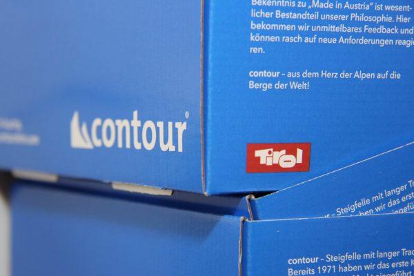 Koch Alpin Contour Steigfelle Motiv 12 Bild SKIMO Austria Karl Posch