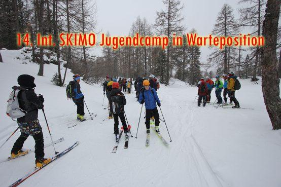 Jugendcamp 2021 Warteposition
