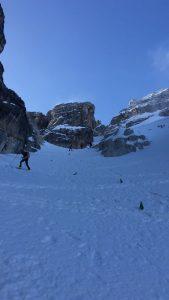 Dolomiti die Brenta Individual 8.4.2018 _ Motiv 2 _ Bild SKIMO Austria Anderl Hartmann