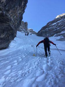 Dolomiti die Brenta Individual 8.4.2018 _ Motiv 3 _ Bild SKIMO Austria Anderl Hartmann