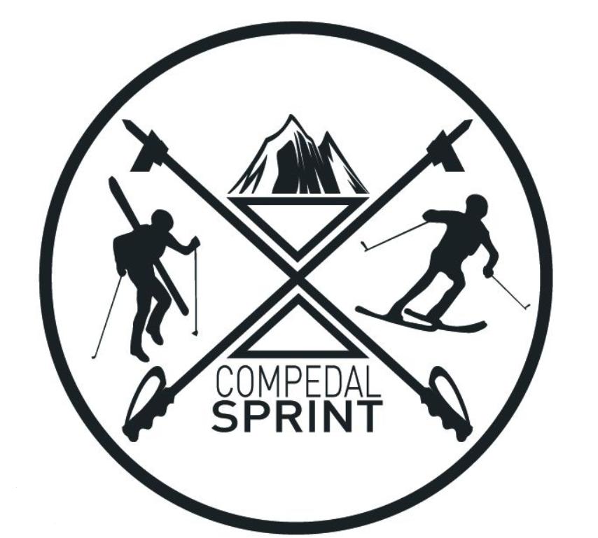 Compedal Sprint Logo