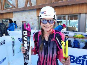 Michaela Essl Individual Alpencup