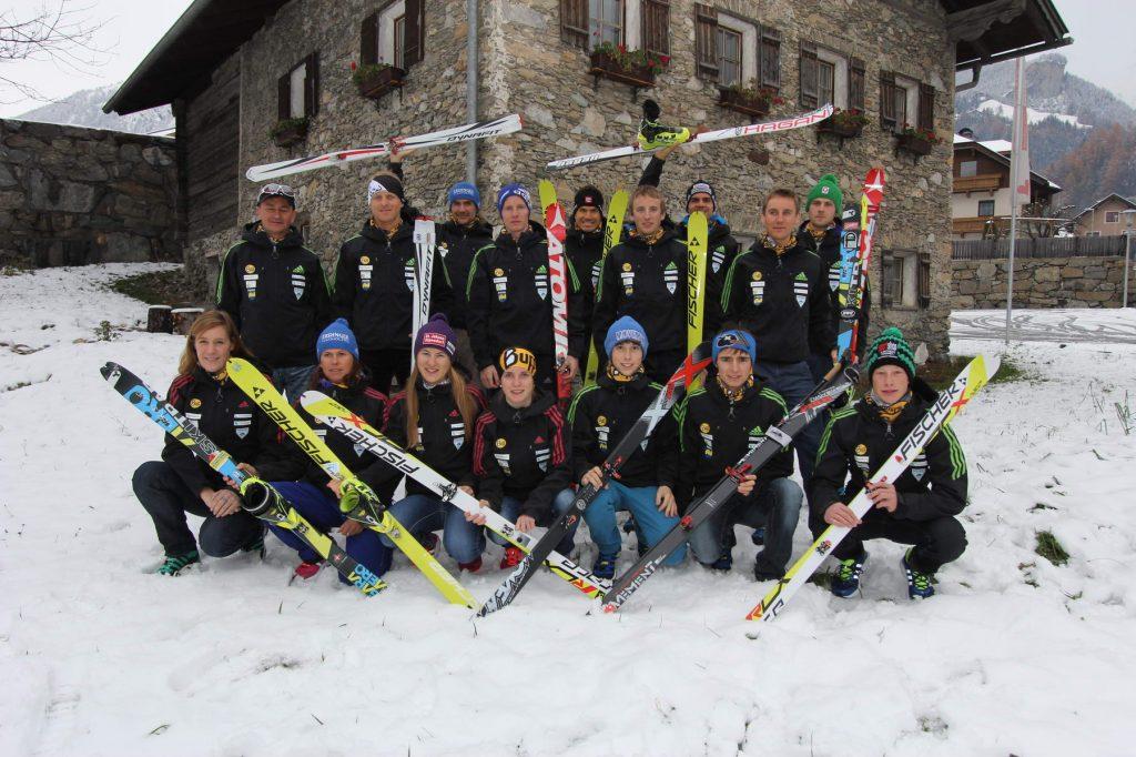 teamfoto 2014 bild karl posch